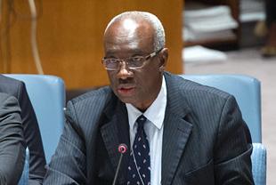 Prosecutor Hassan B. Jallow