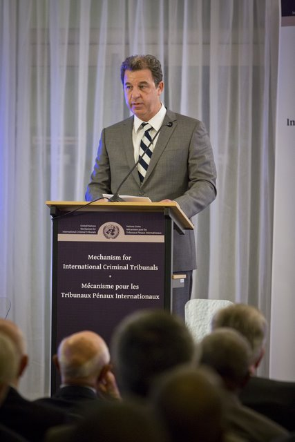Mr. Serge Brammertz, Prosecutor of the ICTY