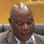 Mathias Chikawe, Minister for Constitutional and Legal Affairs of the United Republic of Tanzania