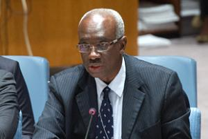 Prosecutor, Hassan B. Jallow