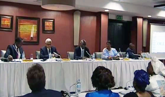 7th colloquium of international prosecutors in Arusha, Tanzania