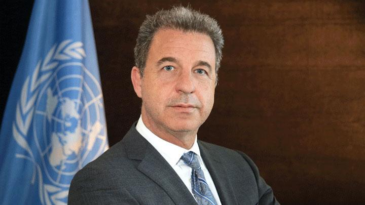 Prosecutor Serge Brammertz