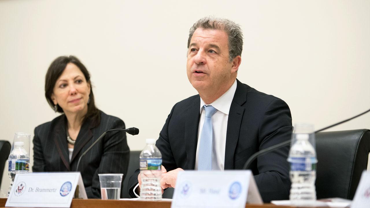 MICT and ICTY Prosecutor Serge Brammertz