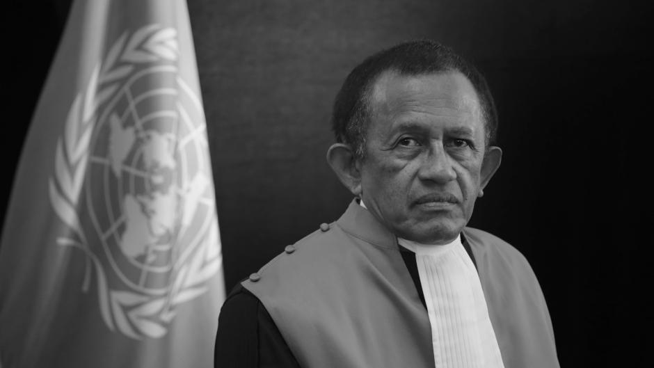 Judge Mparany Mamy Richard Rajohnson