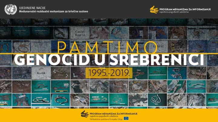 Pamtimo genocid u Srebrenici