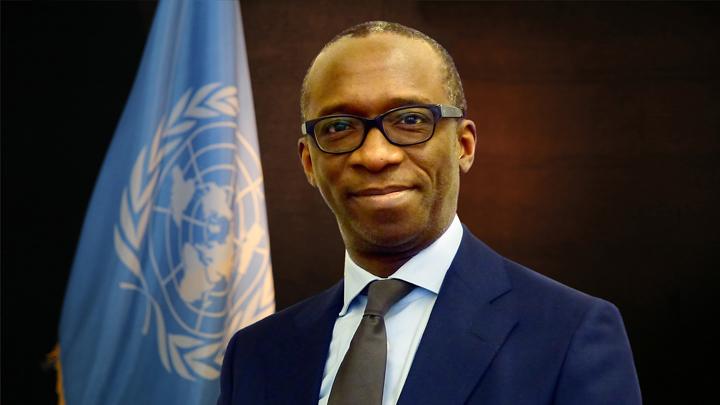 Registrar Olufemi Elias