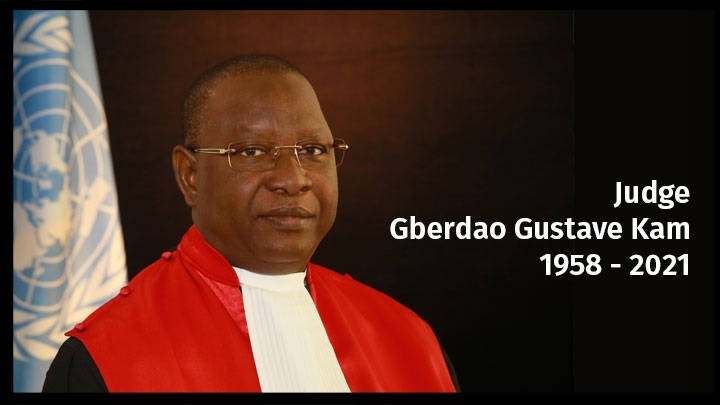 Judge Gberdao Gustave Kam