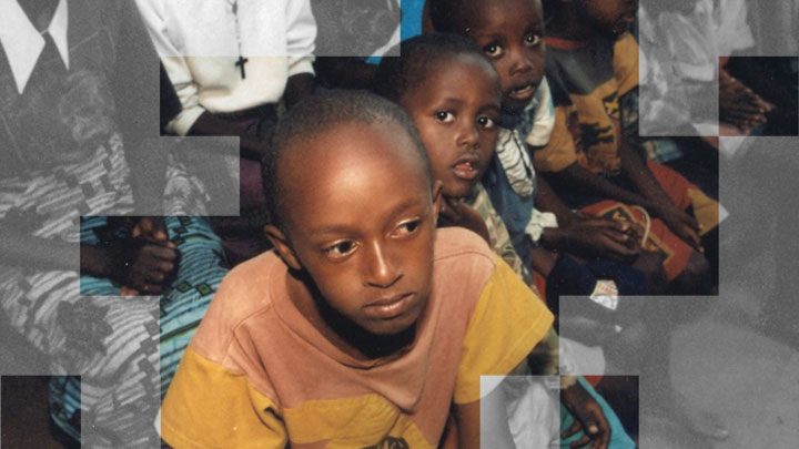 Online Exhibition: Children in Conflict